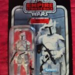 StarWars collection : STAR WARS VINTAGE COLLECTION - BOBA FETT PROTOTYPE Armor VC61
