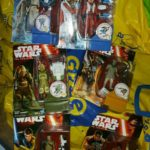 lot de 6 figures figurines STAR WARS THÉ - Avis StarWars