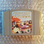 Star wars episode 1 racer Nintendo N64 - Bonne affaire StarWars