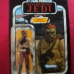 StarWars collection : STAR WARS VINTAGE COLLECTION KITHABA SKIFF GUARD JABBA ROTJ VC56 UNPUNCHED