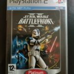 Star wars battlefront 2 ps2 Complet Platinum - Bonne affaire StarWars