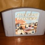 Star Wars Racer Cartucho Cartridge Cartouche - jeu StarWars