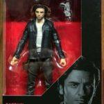 "StarWars figurine : Hasbro Star Wars The Black Series # 53 Captain Poe Dameron 6"" inch Action Figure"