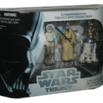 StarWars collection : Star Wars Trilogie Commémorative Ensemble Figurine 4 - ( Luke / Ben / C-3PO