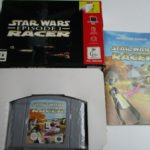 Star Wars Episode 1 Racer Nintendo 64 N64 - pas cher StarWars