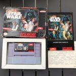Super Star Wars snes Super Nintendo USA NTSC - jeu StarWars