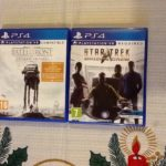 Ps4 Vr (star Wars ).used Games (Star Trek ) - Avis StarWars