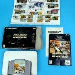 Nintendo 64 STAR WARS EPISODE 1 RACER N64 - Avis StarWars
