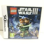 LEGO STAR WARS 3 THE CLONE WARS DS Game - pas cher StarWars