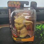 StarWars figurine : Star Wars Super D - Yoda - Hasbro 2005 New with box wear - see pictures