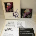Star Wars X Wing Collectors CD ROM White - Bonne affaire StarWars