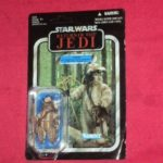 StarWars figurine : STAR WARS VINTAGE COLLECTION - LOGRAY EWOK MEDICINE MAN ROTJ VC55 UNPUNCHED CARD