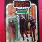 StarWars collection : STAR WARS VINTAGE COLLECTION - NABOO ROYAL GUARD THE PHANTOM MENACE VC83