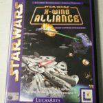Star Wars X Wing Alliance PC  - pas cher StarWars