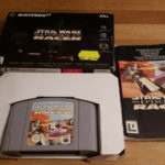 Star Wars Episode 1 One Racer Nintendo 64 N64 - Bonne affaire StarWars