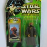 StarWars collection : Star Wars puissance Du Jedi Plo Koon Jedi Master Figurine Articulée 2000 (ST4)