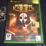 XBOX Star Wars Knights of the Old Republic II - Occasion StarWars
