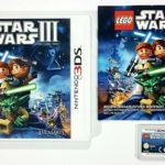 Nintendo 3DS/2DS LEGO STAR WARS III THE CLONE - Bonne affaire StarWars