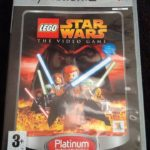 PS2 LEGO Star Wars: The Video Game Platinum - pas cher StarWars
