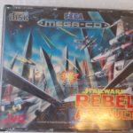 Star Wars Rebel Assault Sega Mega CD original - Bonne affaire StarWars
