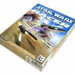 STAR WARS RACER für IBM Windows PC in großer - jeu StarWars
