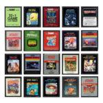Die besten Atari 2600 VCS Spiele (nur Modul) - Bonne affaire StarWars