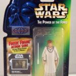 StarWars collection : Star Wars Potf Lun Mothma Figurine Mr Freeze Cadre Kenner 1998
