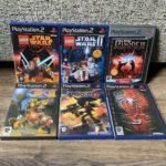 Playstation 2 PS2 Kids Games Bundle- x6 Games - Avis StarWars
