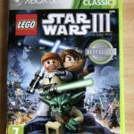 LEGO Star Wars 3: The Clone (Xbox 360) Good - jeu StarWars