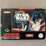 Super Nintendo SNES PAL Super Star Wars - jeu StarWars