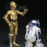 StarWars figurine : Star Wars - R2-D2 & C-3PO Artfx+ 1/10 PVC Figurine Kotobukiya