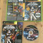 ORIGINAL XBOX GAME * STAR WARS BATTLEFRONT II - Bonne affaire StarWars