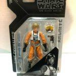 "Figurine StarWars : Star Wars Série Noire Archive 6 "" Luke Skywalker Pilote Figure Disney Hasbro"