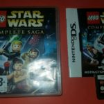 LEGO STAR WARS - THE COMPLETE SAGA - NINTENDO - jeu StarWars