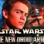 GBA-Star Wars: The New Droid Army (#) /GBA  - jeu StarWars