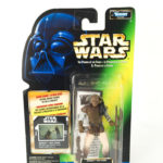 StarWars collection : Vintage 1997 Star Wars WEEQUAY Freeze Frame Power Of The Force II
