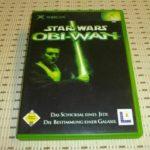 Star Wars Obi Wan für XBOX *OVP* - Bonne affaire StarWars