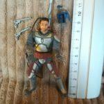 Figurine StarWars : figurine STAR WARS 196* : JANGO FETT Kamino escape - 2001