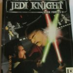 STAR WARS JEDI KNIGHT DARK FORCES II WINDOWS - jeu StarWars