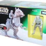 StarWars collection : Star Wars Luke Skywalker & TAUNTAUN Power of the Force figures NIB