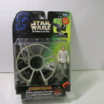StarWars figurine : Hasbro Star Wars Pouvoir de la Force Luke Skywalker Falcon Gunner Station t3618