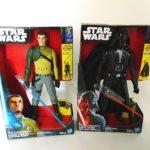 StarWars figurine : Star Wars Rebels Électronique Duel Darth Vader et Keo Jarrus