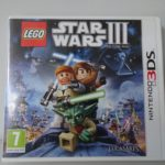 Lego Star Wars III the Clone Wars 3DS with - Avis StarWars