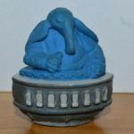 StarWars figurine : VINTAGE STAR WARS MAX REBO ERASER ROTJ 1983 RUBBER FIGURINE