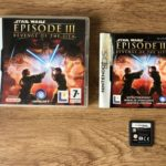 STAR WARS EPISODE III REVENGE OF THE SITH - jeu StarWars
