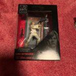 "Figurine StarWars : Star Wars Luke Skywalker Black Series 40th Anniversary Titanium 3.75"" Figure New"