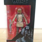 Figurine StarWars : Star Wars Série Noire 10 Résistance Trooper