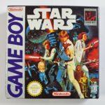 Star Wars - Boxed Nintendo Game Boy Game VGC - Occasion StarWars