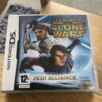 NINTENDO DS GAME STAR WARS THE CLONE WARS - pas cher StarWars