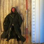 StarWars collection : figurine STAR WARS 100 : DARTH MAUL - 2000